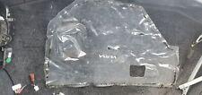 2011 Nissan versa Door Plastic weahter Blocker Front L