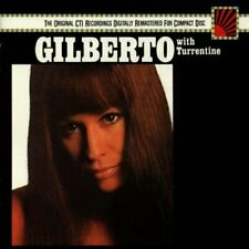 Gilberto and Turrentine - Astrud Gilberto - Gilberto and Turrentine CD IVVG The