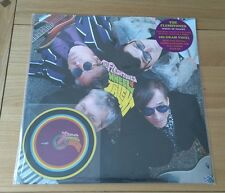 The Fleshtones Wheel Of Talent 2014 USA LP + CD New Sealed YEP-2344 Garage Rock