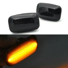 Led smoke Side fender Indicator light For Toyota LC 80 90 100 landcruiser Prado