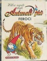 BOOK RAGAZZI ANNI 80 IL LIBRO SEGRETO DEGLI GNOMI,ANIMALI PIù FEROCI david gnomo