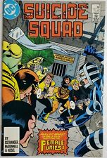 🔥🔥 SUICIDE SQUAD #3 HIGHER GRADE SUICIDE SQUAD MOVIE DC 🔥🔥 1987 JOKER QUINN
