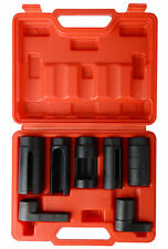"AU 7 PCS Car Oxygen Sensor / Lambda sensor Socket Set Tool All Sizes 1/2"" Drive"