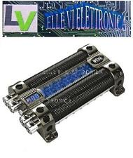 X003-24 Cap18 Boss Condensatore SPL 18 Farad con Volt Metro Digitale Hi-fi