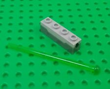 *NEW* Lego Green Missile Rocket Launcher Spring loaded Firing Brick x 1