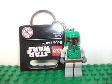 LEGO STAR WARS Boba Fett figurine figure minifig Porte clé clef Keychain