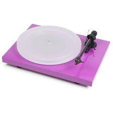 Pro-Ject Debut Carbon Esprit Plattenspieler (Pink) + Ortofon 2M Red NEU+OVP!