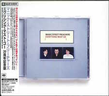 MANIC STREET PREACHERS-EVERY THING MUST GO (20TH ANNIVERSARY)-JAPAN CD I19