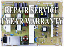 Mail-In Repair Service For Samsung BN44-00515A PN64E533D2 1 YEAR WARRANTY