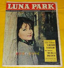 LUNA PARK 1964 n. 10 Yvonne Furneaux, Ugo Tognazzi