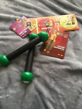 Zumba Fitness Set With DVDs