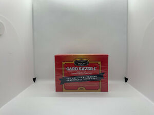Cardboard Gold Card Saver 1 200 Count