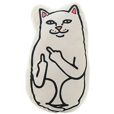 Home Decor Sofa Soft Pillow Sleeping Travel Middle Finger Cat Cushion plush toy