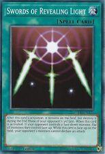 YU-GI-OH CARD: SWORDS OF REVEALING LIGHT - LEDD-ENA25 - 1ST EDITION