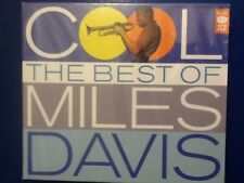 MILES.  DAVIS.          THE. BEST. OF. MILES. DAVIS.         TWO. DISC.  BOXSET