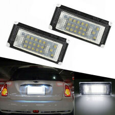 1 Pair Auto Car LED Lights Running Accessories For BMW MINI COPPER R50 R52 R53