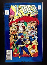 X-MEN 2099 #1, #2 and #3 Ron Lim Silver Surfer 1993