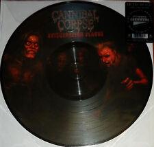 Cannibal Corpse - Evisceration Plague LP Picture Disc - New / Vinyl (2009)
