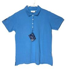 Outer Banks Shirt Golf Polo Short Sleeve Shirt Top Womens Large NWT