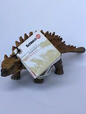SCHLEICH Prehistoric Life RETIRED Saichania Dinosaur 1:40 Scale 16461 BRAND NEW