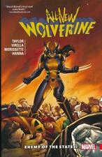 ALL-NEW WOLVERINE VOl #3 TPB ENEMY OF THE STATE II Marvel Comics X-23 TP