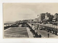Lower Promenade Brighton RP Postcard 197b