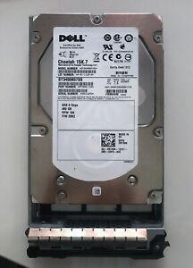 DELL / Cheetah ST3450857SS 15k 450GB 6Gbps F/W ES62 SAS HD Dell Caddy
