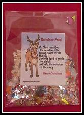Magic Reindeer food , Santa dust ,Xmas eve sparkle   BNIP