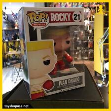 Pop! Movies Rocky Ivan Drago #21 Pop Vinyl Figure Funko