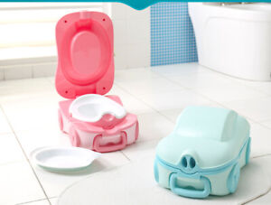 Baby Toddler Potty Training Chair Seat with Handle for Kids Boys and Girls