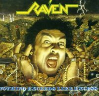 Raven - Nothing Exceeds Like Excess [New CD]
