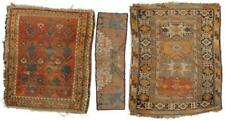 THREE ANTIQUE PERSIAN RUGS. Lot 331