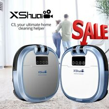 HAIER XSHUAI C3 Smart Aspirador Robot Limpiador Vacuum Limpieza Cámara Alexa ES