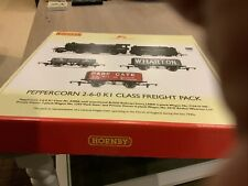 Hornby R3671 Peppercorn 2-6-0 K1 Class Freight Train Pack Brand New Boxed Point.
