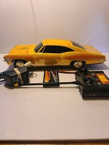 radio shack 67 Impala Lowrider Rc Car  Hydraulics Tested Charger  New Battery