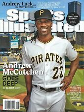 September 8 2014 Andrew McCutchen Pittsburgh Pirates Sports Illustrated NO LABEL