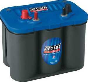 Batterie Optima Bluetop SLI 4.2
