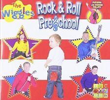 New: THE WIGGLES - Rock & Roll Preschool (ft. Lou Diamond Phillips) CD