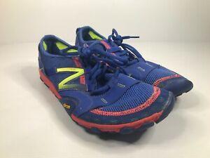New Balance Minimus Barefoot Trail Running Shoes Vibram Soles WT10DP2 Womens 9.5