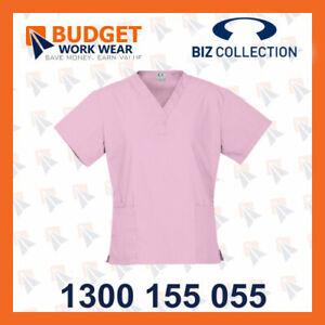 Biz Collection Ladies Classic Scrubs Top (H10622)