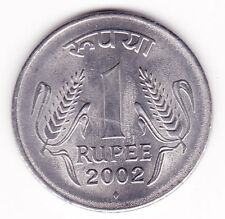 India 1 Rupee Coin - 2002 - Must LQQK !!