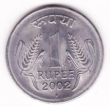 India 1 Rupee Coin - 2002 - Must LQQK !!
