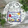 Mawmaw * Mini Sign / Ornament * maw maw All Relatives Family Appreciation Gift
