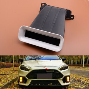 Car Air Intake Mouth Snorkel Modification Tuyere Fit For Ford Focus RS 2015-18