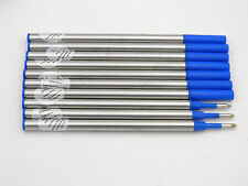 10pcs Jinhao Roller Ball Pen Refills Blue Ink New