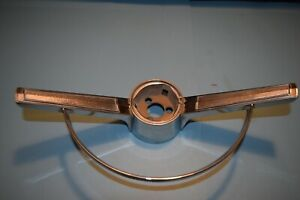 1966 OEM GM CHEVROLET CHEVY BEL  AIR BISCAYNE STEERING WHEEL HORN RING 3874631