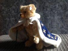 Steiff Bear Louis XlV Golden Mohair Teddy.