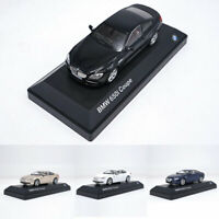 BMW 650i Coupe 1:43 Scale Model Car Diecast Gift Toy Vehicle Kids Collection