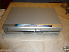 JVC HR-XVS30E DVD-Player & S-VHS Videorecorder, VHS-Seite DEFEKT, DVD ok
