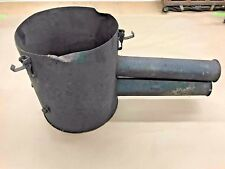 Jaguar XKE E Type Series 1 & 2 Air Cleaner Box Intake Filter Assembly Shell OEM